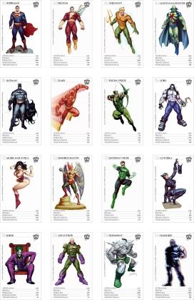 DC set completo 1baja