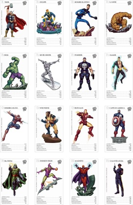 MARVEL set completo 2baja